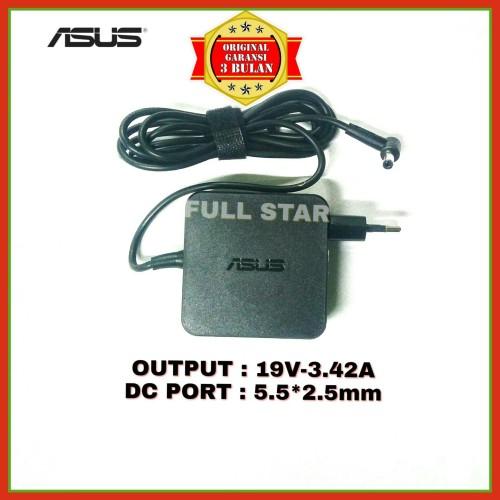 Foto Produk Adaptor Charger Original Laptop Asus A450 A450L A450LA A450LB A450LC dari FULL STAR