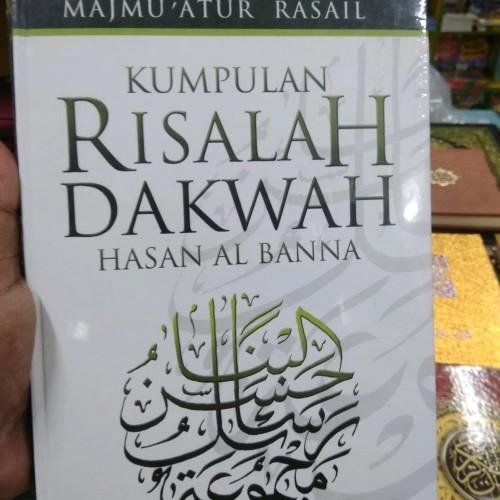 Foto Produk Buku Kumpulan Risalah Dakwah Jilid 2 By Hasan Al-Banna ORIGINAL dari TOKO Grosir Buku