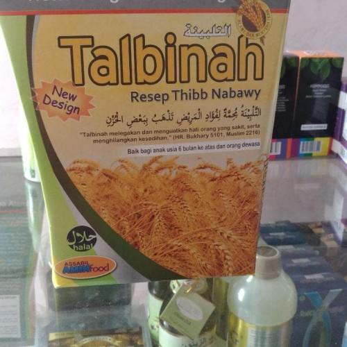 Foto Produk Talbinah Obat Lambung Tepung Gandum Talbina dari CAKCIP