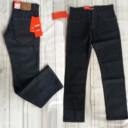 Foto Produk Celana Panjang Edwin Jeans 508 Leo 01 Black Original BNWT dari Valkyrie Fashion Store