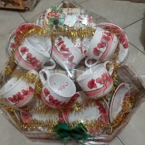 Foto Produk Parcel Keramik Murah Semarang dari Istana Parcel Semarang