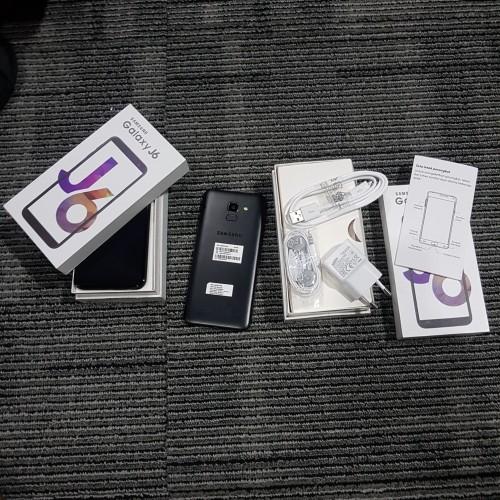 Foto Produk Samsung Galaxy J6 Fullset Likenew dari PhoneNgung