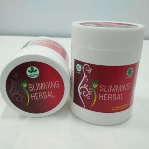 Foto Produk Paket Pelangsing Perut Slimming Herbal Jumbo 210 Kapsul dari Pusat De Nature Herbal
