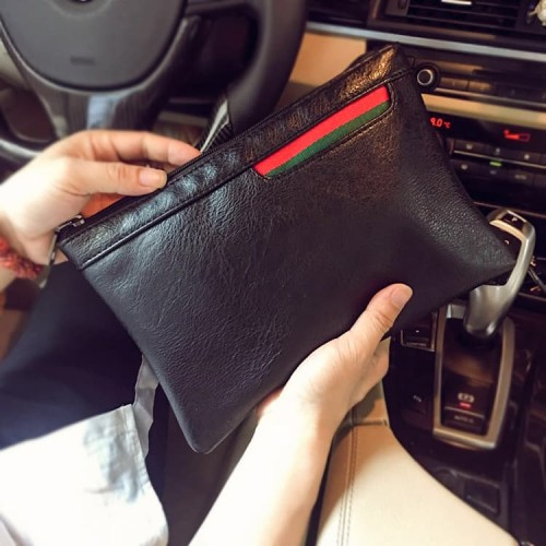 Foto Produk Tas Tangan Pria Import - Clutch Pria Import (ALPHA-X) dari Leather Concept