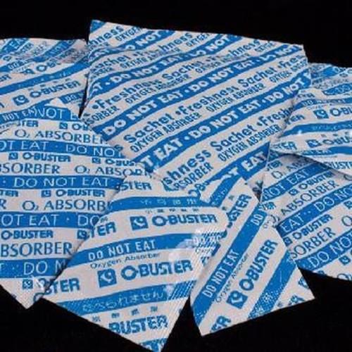 Foto Produk Oxygen Absorber O-Buster 15cc / Pengawet Makanan OBuster dari Usaha Lancar Selalu