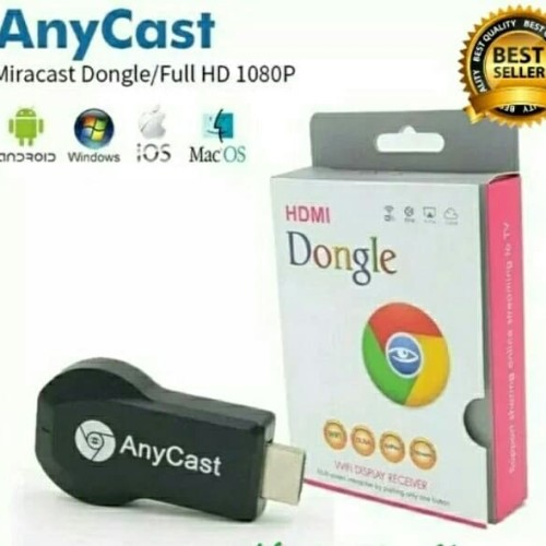 Foto Produk Wireless HDMI Dongle Anycast / Any cast / DONGLE HDMI dari Y42N.ACC