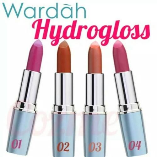 Foto Produk Wardah Hydrogloss dari Aisha Cosmetics