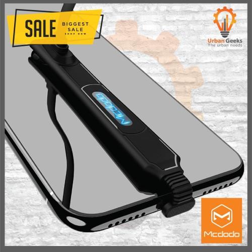 Foto Produk Mcdodo Kabel Charger Gaming Pro USB Lightning Iphone Fast Charge CA489 - Hitam Medium dari Urban Geeks