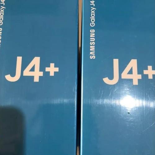 Foto Produk SAMSUNG GALAXY J4+ Ram 2gb ROM 32Gb GARANSI RESMI SEIN dari dayatshopp