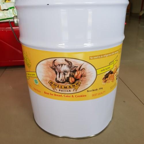 Foto Produk Holmann Milk Butter/Holman Milk Butter/Holman Butter Repack 500 gr dari JB Cake & Baking Supplie
