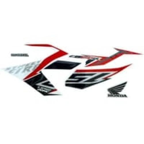 Foto Produk Sticker Body Kiri Putih Merah – New CB150R StreetFire 871X0K15960ZAL dari Honda Cengkareng