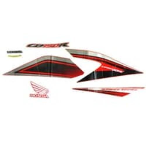 Foto Produk Sticker Body Kanan Red Silver – New CB150R StreetFire 871X0K15920ZBR dari Honda Cengkareng