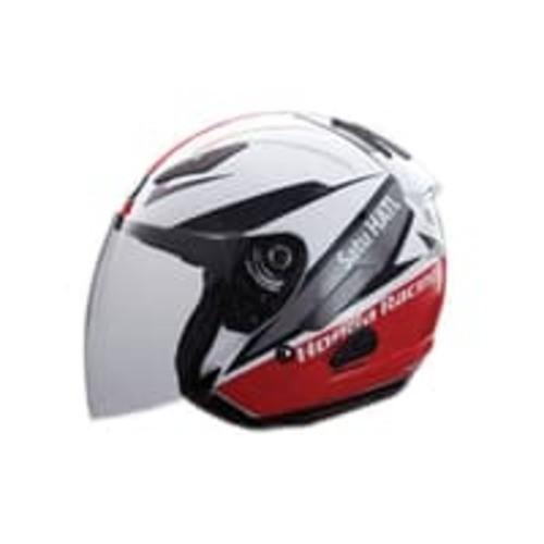Foto Produk Helmet Honda HRR Half Face KYT (87100HFHRRL) size L dari Honda Cengkareng