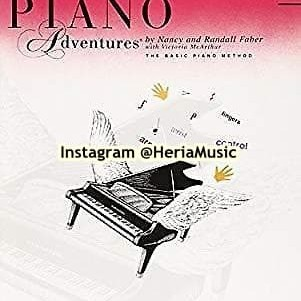 Foto Produk Piano Adventures Level 1 Technique & Artistry Book 2nd Edition dari HERIA MUSIC