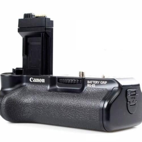 Foto Produk BATT. GRIP CANON BG-E5 F 500D/450D/1000D (OR) dari Mugi Mugi Laris