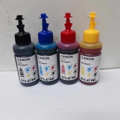 Foto Produk Tinta Canon Refill IP2770 IP2870 MP237 MP258 MP287 E410 - Biru dari Mitra Printer Roxy
