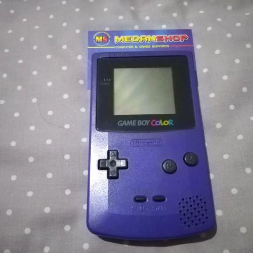 Foto Produk Nintendo Game Boy Colour (with backlight) dari MEDANSHOP.net