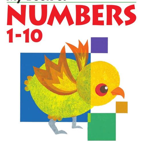 Foto Produk Buku Anak - Kumon - My Book of Numbers 1-10 dari Kumon Publishing INA