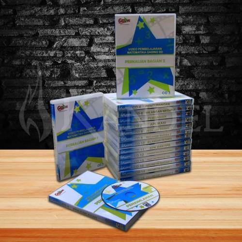 Foto Produk CD Pembelaran Matematika Gasing SD Vol.16 - Materi Geometri Bag.3 dari EGASING STORE