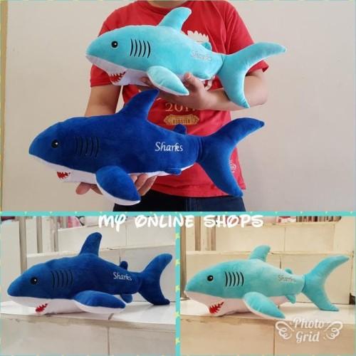 Foto Produk BONEKA CANTIK Boneka Baby Shark hiu CANTIK TERBARU dari Mayaa Dewi