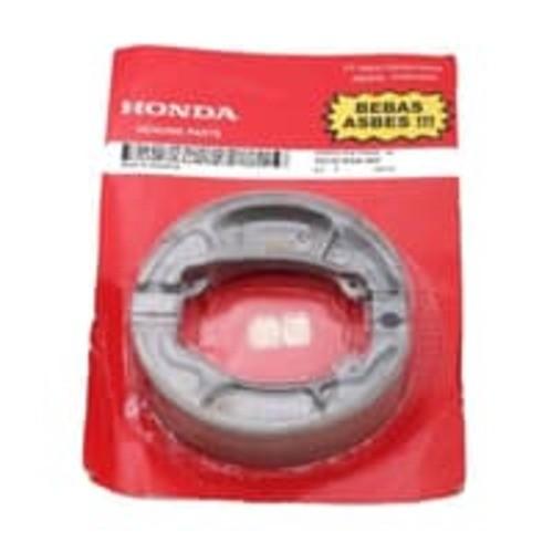 Foto Produk Kampas Rem Tromol Shoe Comp Brake KGA Megapro, Tiger (43125KGA902) dari Honda Cengkareng