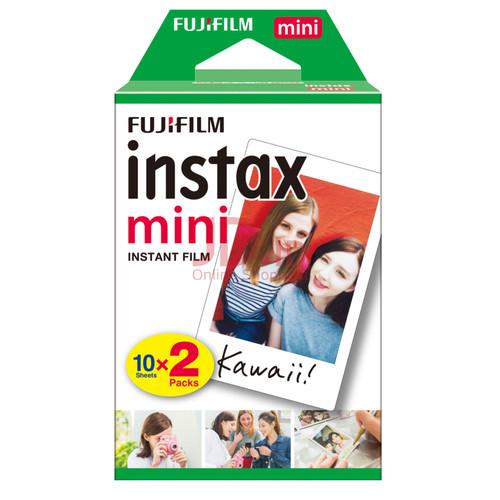Foto Produk Isi Refill Fujifilm Instax Mini Instant Color Film isi 20 dari Grosir PGS