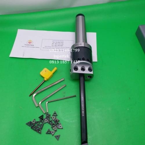 Foto Produk Boring Head MT3 F1-12 50 Insert Kepala Korter Holder Boring Milling dari Teknikloak