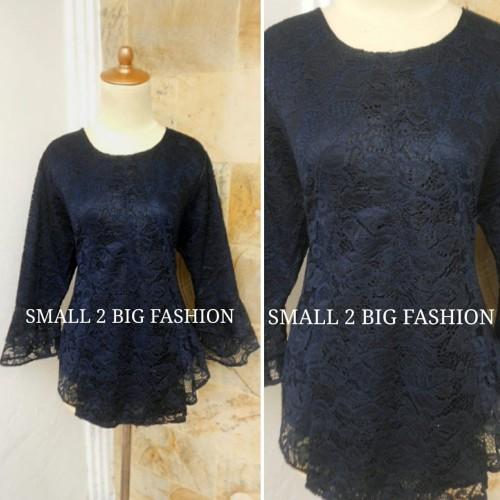 Foto Produk kebaya besar / kebaya big size XL XXL 3L 4L / kebaya modern muslim big dari Small 2 Big Fashion