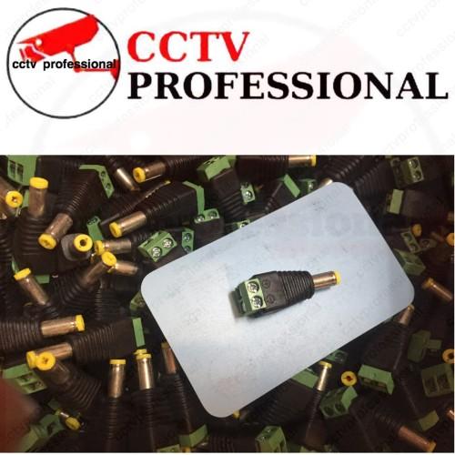 Foto Produk Jek DC male ( cwo ) dari cctv professional