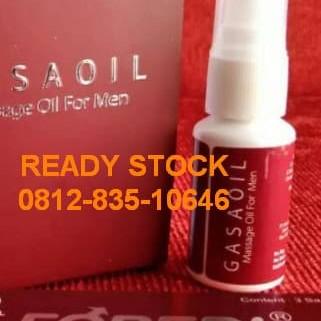 Foto Produk GASA-OIL Pembesar MR. P Anu Kekar ASLI Herbal Original Legenda PT ABE dari Pusat-Herbal