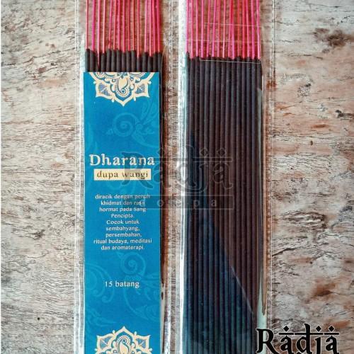 Foto Produk Dupa/Hio Ritual Walet DHARANA 1jam 15batang dari Radja Doepa