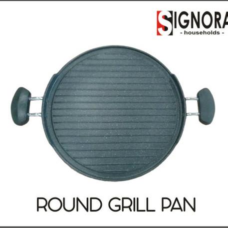Foto Produk Round Grill Pan Signora dari Mina Kitchen Tools