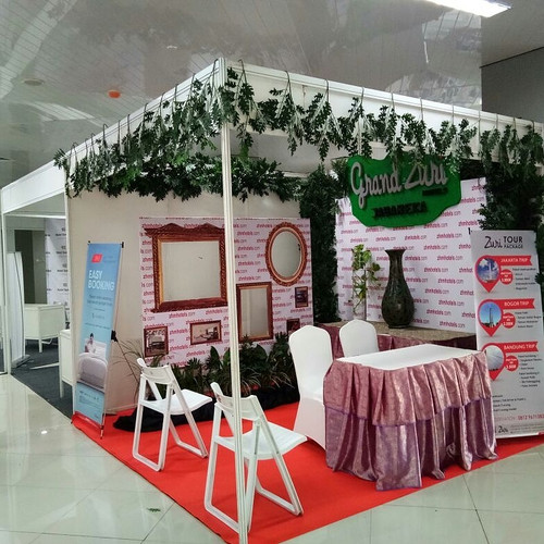 Foto Produk stand pameran jakarta,partisi pameran jakarta dari PMS STORE TANGERANG