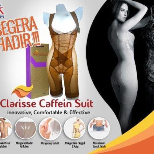 Foto Produk Clarisse Caffein Suit size XL dari yleo_murah