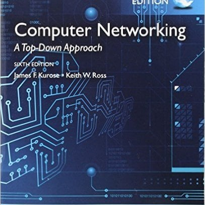 Foto Produk Computer Networking: A Top-Down Approach: International Version, 6E  dari Sonotechno