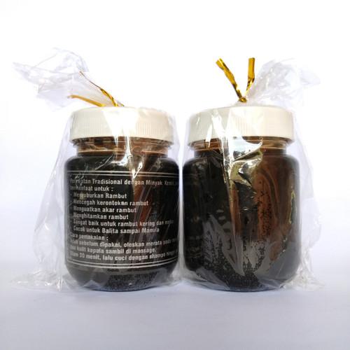 Foto Produk BEST SELLER! Minyak Kemiri Perawatan Rambut Alami, 100% Asli Murni dari Rumah Rempah Manisha