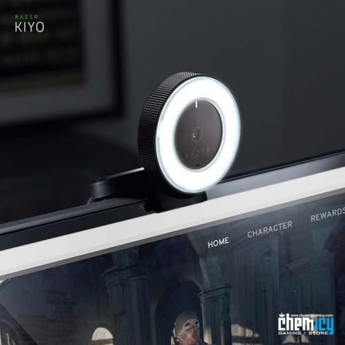 Foto Produk Razer Kiyo - Full HD 1080P Professional Online Webcam Streaming Camera dari Chemicy Gaming