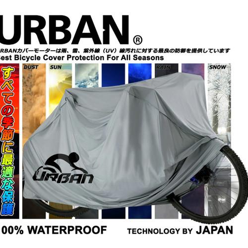 Foto Produk Sarung Sepeda Cover Super Bicycle URBAN Sepeda Listrik Gunung Lipat dari lbagstore
