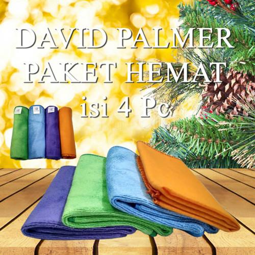 Foto Produk Lap Microfiber Paket 4pc dari David Palmer