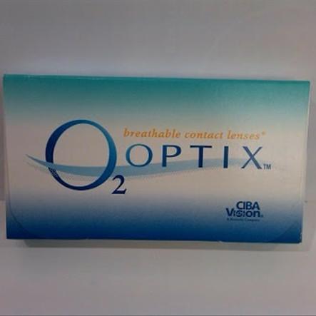 Foto Produk alcon o2 optix softlens bening bulanan silicone hydrogel oksigen dari ASEAN Shop