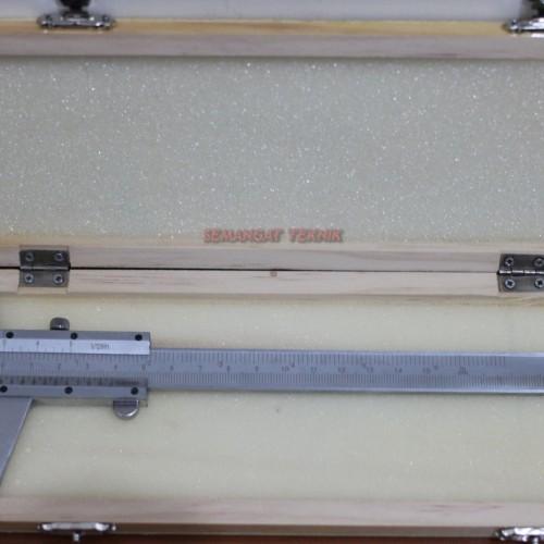 Foto Produk SKETMAT VERNIER CALIPER JANGKA SORONG SIGMAT TRIANGLE BRAND 6 0 150m dari gloriaid