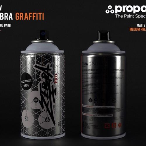 Foto Produk Cat Semprot Zebra Pro Grafitti dari Colour Solution