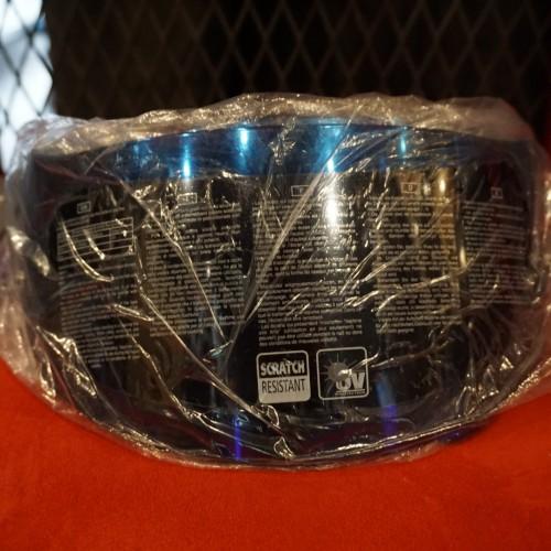 Foto Produk Visor AGV K3SV Iridium Blue dari RC Motogarage