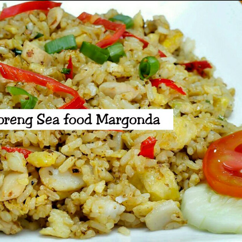 Foto Produk Nasi Goreng Sea food Margonda dari Bakmi Margonda