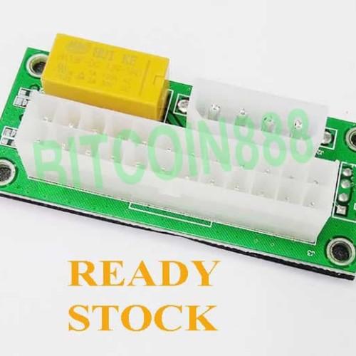 Foto Produk Power Supply PSU 2 Dual 3 Triple konektor Relay connector dari bitcoin888