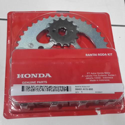 Foto Produk Gear Set Honda CB 150 R ASLI dari MITRA GEMILANG MOTOR