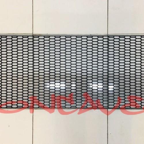 Foto Produk Ram / Mesh grile Honeycomb - Plastic ABS - universal dari lioncaves
