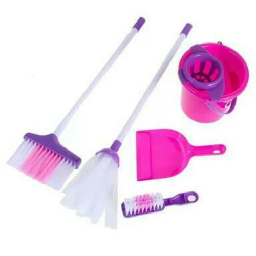 Foto Produk CLEANING SET KANTONG - MAINAN SAPU SAPUAN LITTLE HELPER dari istanatoys.net