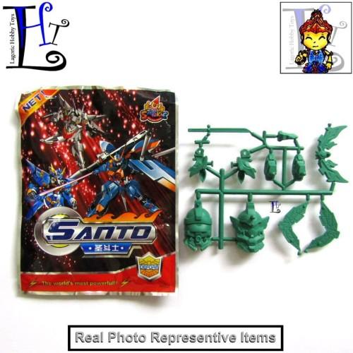 Foto Produk Mecha Robot Gundam SD Santo Sankie Mokit B dari Lagoric Hobby Toys