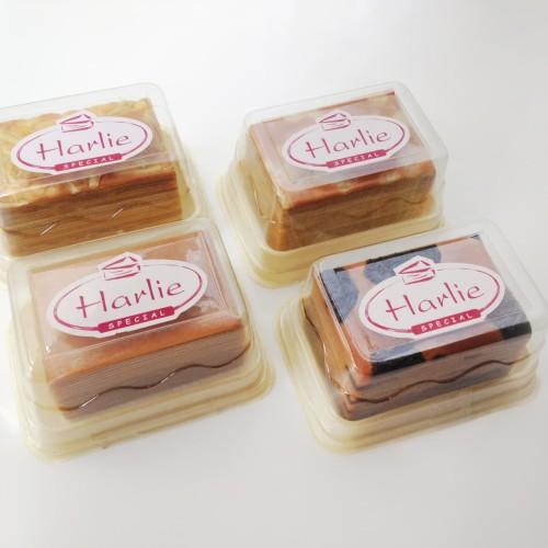 Foto Produk Harlie Lapis Legit - Uk. Mini : Prune, Keju, Almond. Min. order 2pcs dari HARLIE LAPIS LEGIT